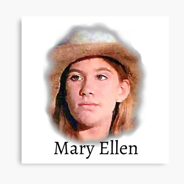 Mary Ellen Walton Canvas Print