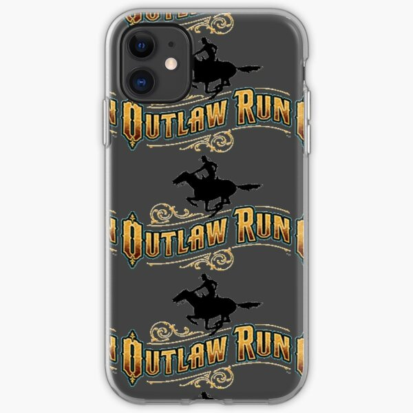 Outlaw Run Silver Dollar City iPhone Soft Case