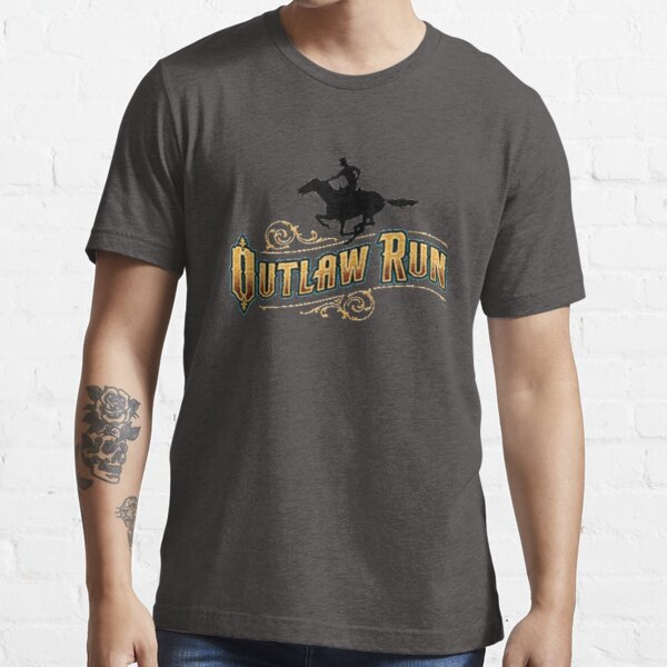 Outlaw Run Silver Dollar City Essential T-Shirt