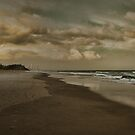 Burleigh Beach by Murray Swift