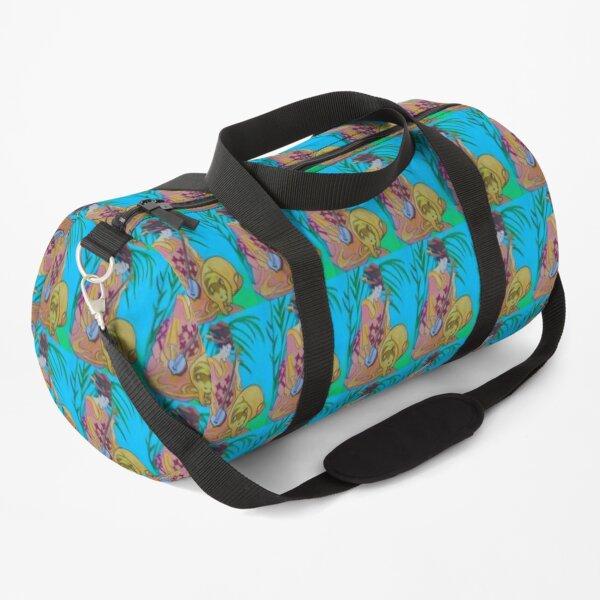 Shamisen: Three Strings  Duffle Bag