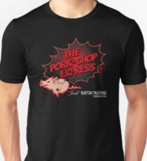 Pork Chop Express - Distressed Red Fade Variant T-Shirt