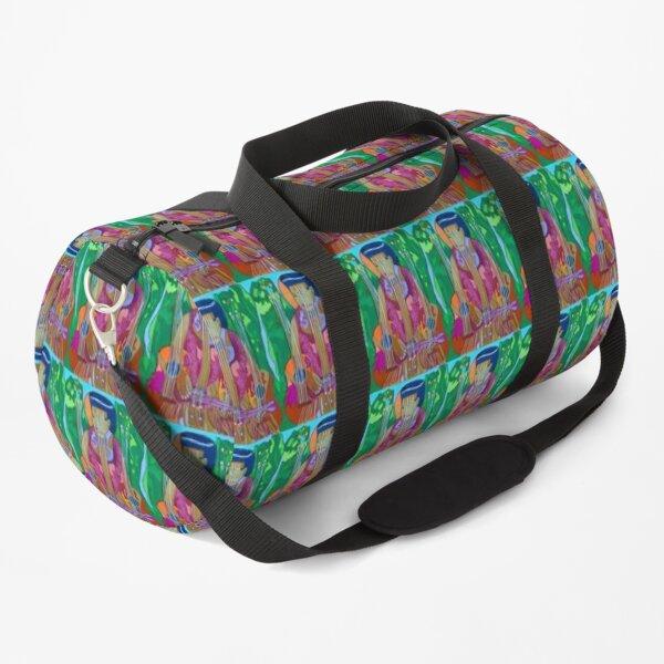 Ukulele: Four Strings  Duffle Bag