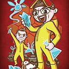 The Legend of Heisenberg by Ameda Nowlin