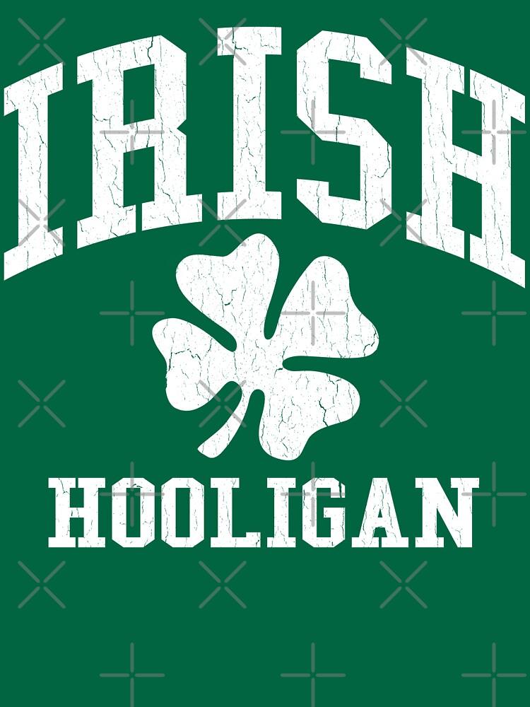 IRISH Hooligan (Vintage Distressed Design) by robotface