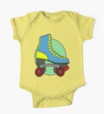 Retro Skate - Blue Kids Clothes