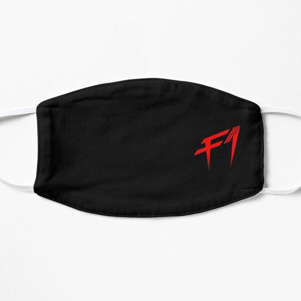 Conception de formule F1 Masque sans plis