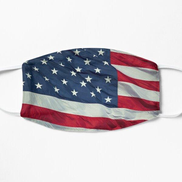 Bandera estadounidense Mascarilla