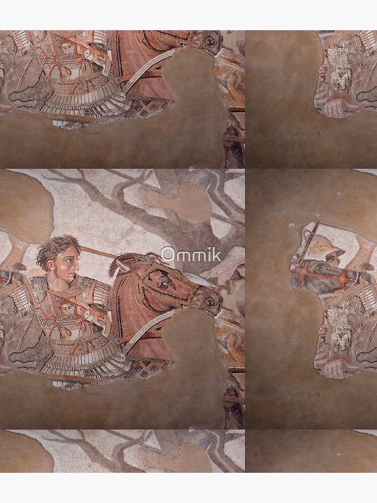 Pompeii Alexander by Ommik