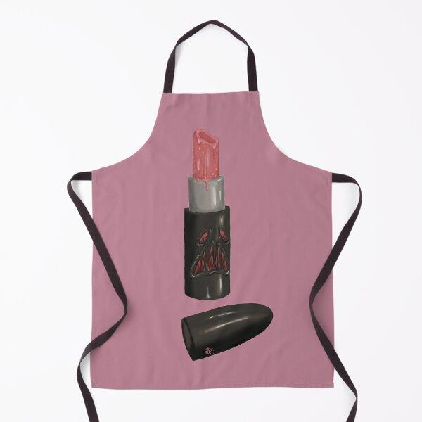 lipstick   Apron