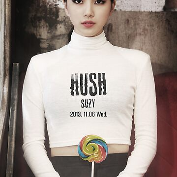 Bae Suzy for HUSH by Pippin825