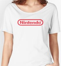Nintendo Women's Relaxed Fit T-Shirt