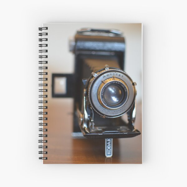 Kodak No. 1 Kodamatic Spiral Notebook