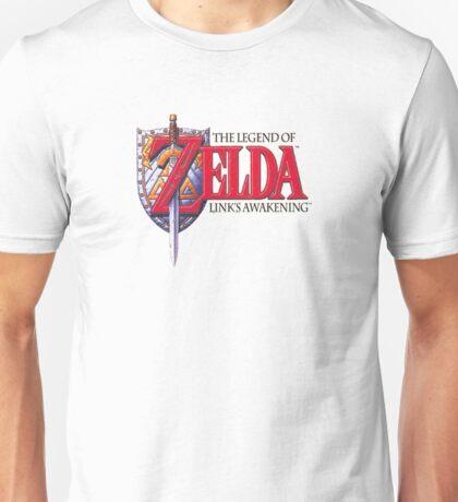 Zelda Link's Awakening Unisex T-Shirt