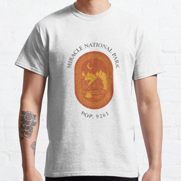 Miracle National Park Tee Classic T-Shirt