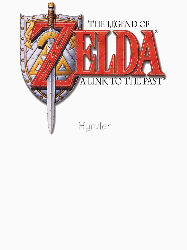 Zelda A Link to the Past | Unisex T-Shirt