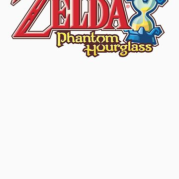 Zelda Phantom Hourglass by Hyruler