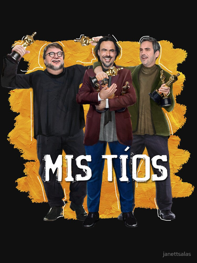 Mexican Filmmakers (With Text) | Mis Tíos  by janettsalas