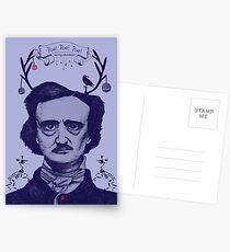 Poe! Poe! Poe! Postcards