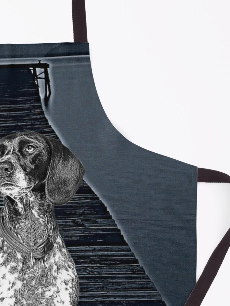 Alternate view of Braque D'Auvergne Dog Apron