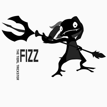 LOL - Fizz, The Tidal Trickster by Absubble