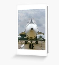 The Best Bomber the RAF Never Had! Greeting Card
