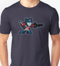 8-Bit Optimus G1 T-Shirt