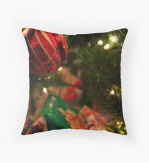 Christmastime Throw Pillow