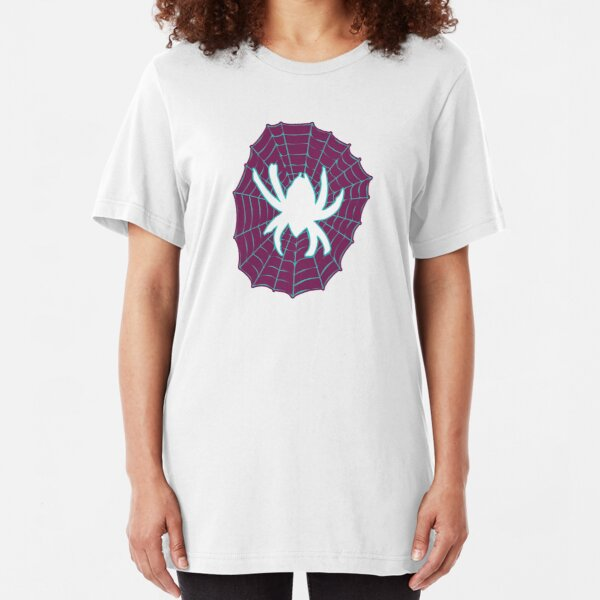 Spider-Woman  Slim Fit T-Shirt
