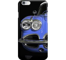 Cool (blue) iPhone Case/Skin