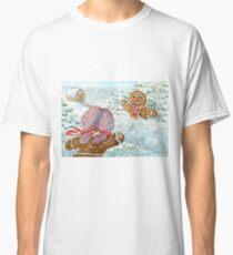 Snow Fight! Classic T-Shirt