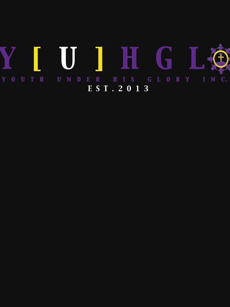 YuhGlo Acronym II by yuhglostore
