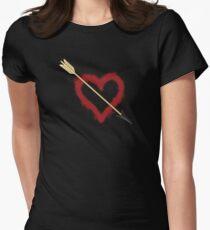 Hunger Games Arrow Women's Fitted T-Shirt
