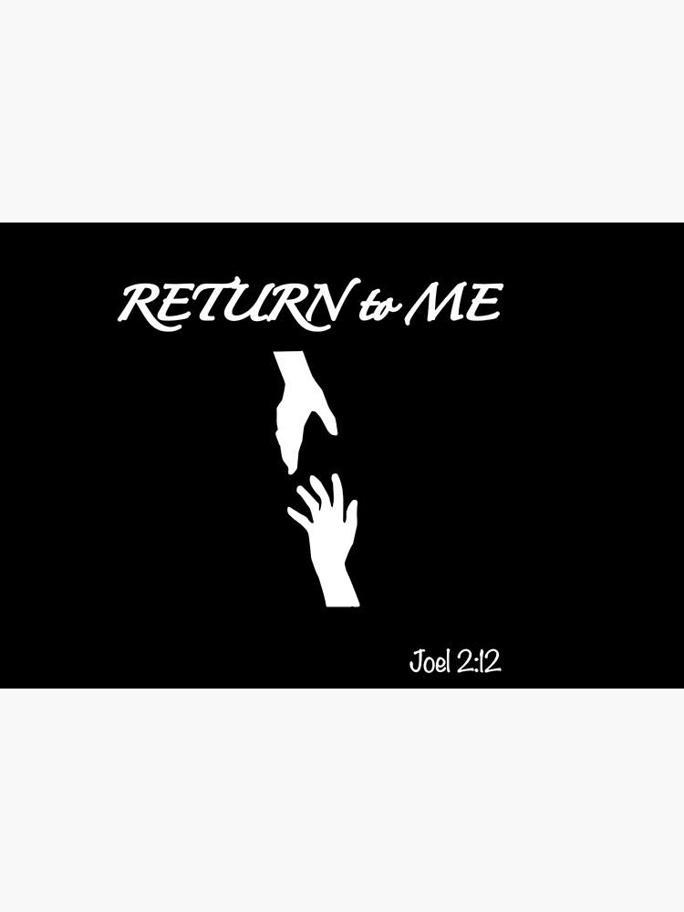 Return to Me Vertical Logo by yuhglostore