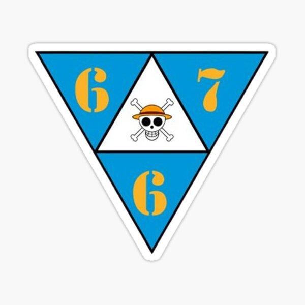 667 Freeze Corleone - One Piece Sticker