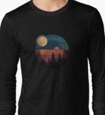 Hearts of Black Science Moon Logo T-Shirt