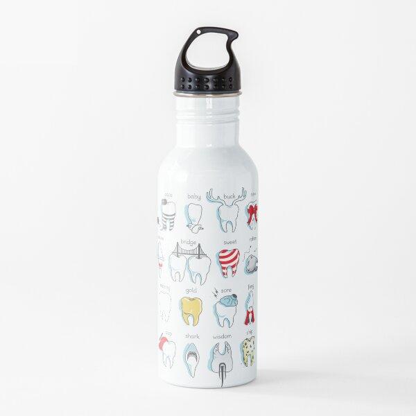 Dental Definitions Water Bottle