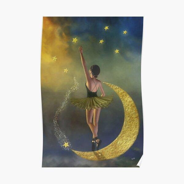 Reaching for the Stars * Ballerina  Poster