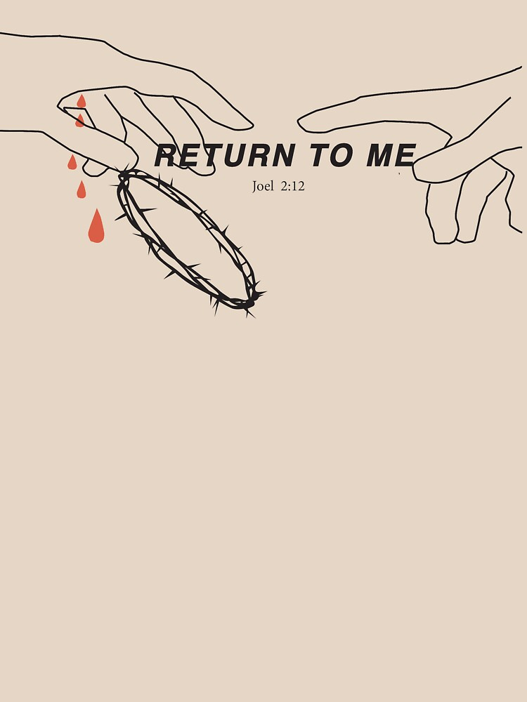 Return To Me Horizontal Logo  by yuhglostore