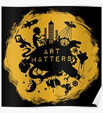 Art Matters Poster