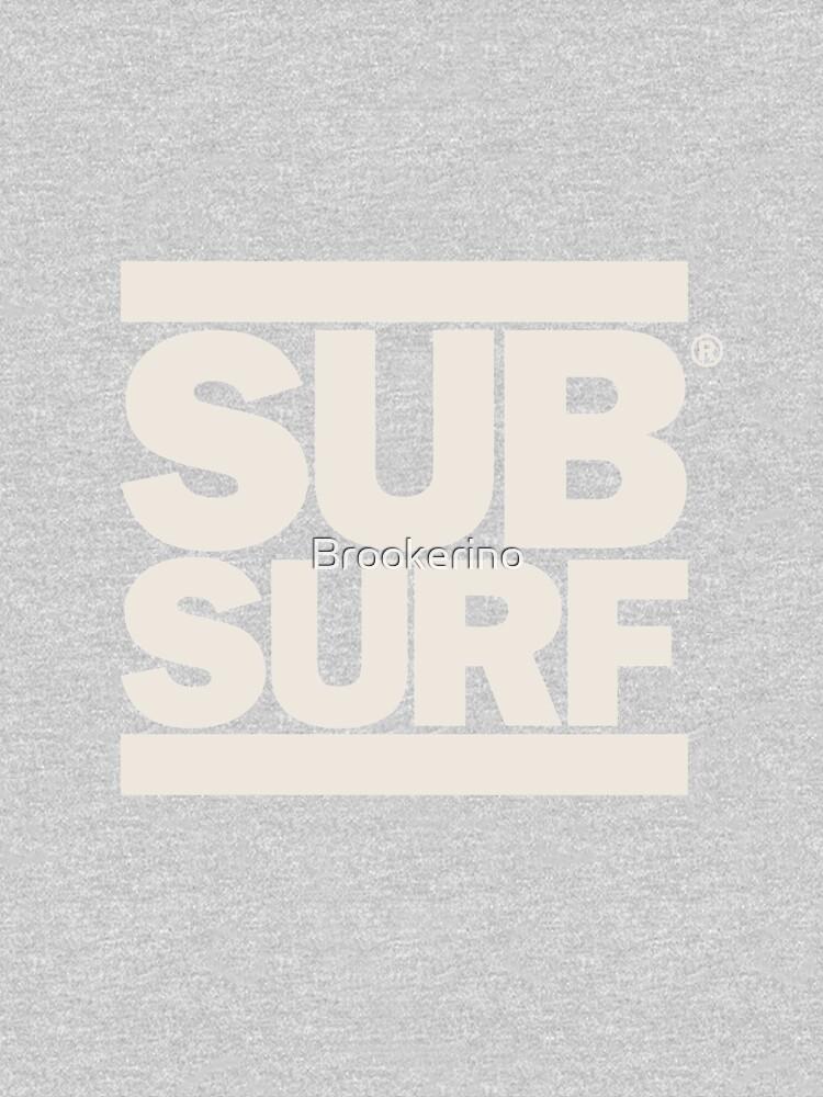 SubSurf - Subway Surfers by Brookerino