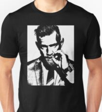 Conor McGregor Irish UFC Legend - B/W  Unisex T-Shirt