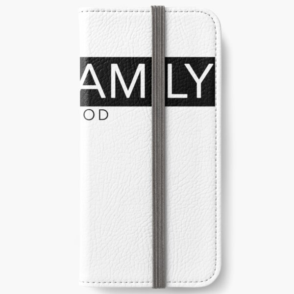 One Family of God iPhone Wallet