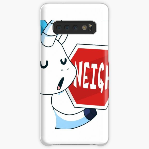 Unstable Unicorns Neigh Card Samsung Galaxy Snap Case
