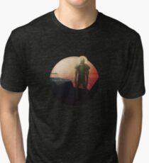 Hearts of Black Science - B-sides Logo Tri-blend T-Shirt