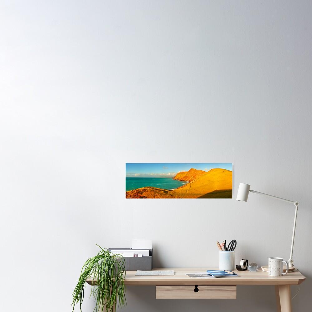 Second Valley, Fleurieu Peninsula, South Australia Poster