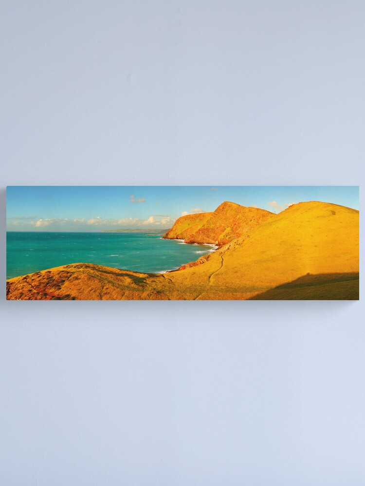 Alternate view of Second Valley, Fleurieu Peninsula, South Australia Canvas Print