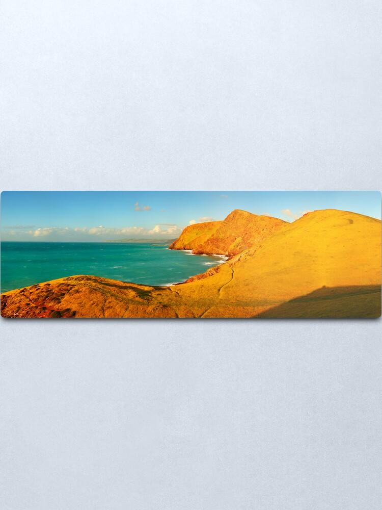 Alternate view of Second Valley, Fleurieu Peninsula, South Australia Metal Print