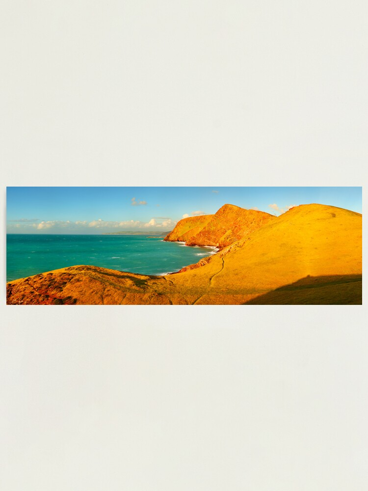 Alternate view of Second Valley, Fleurieu Peninsula, South Australia Photographic Print