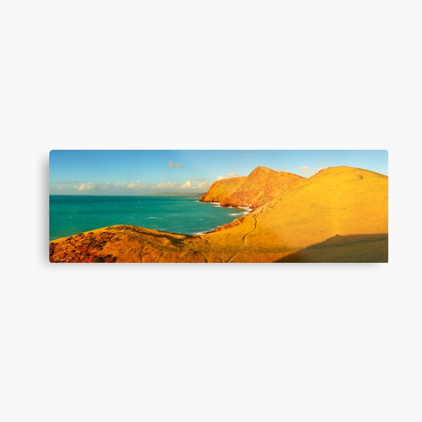 Second Valley, Fleurieu Peninsula, South Australia Metal Print